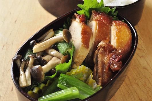 鶏てり弁当_b0171098_802260.jpg