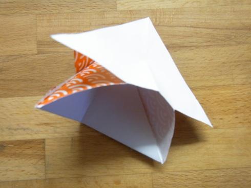 Buone Vacanze a tutti♡ 暑中お見舞い金魚 Origami Ⅶ_b0246303_7354889.jpg