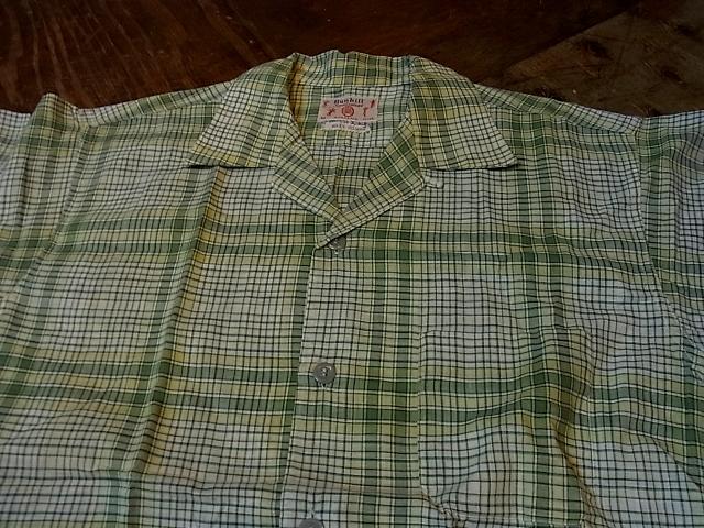 8/3(土)入荷!50\'S DUNHILL sports wear シャツ!_c0144020_13484689.jpg