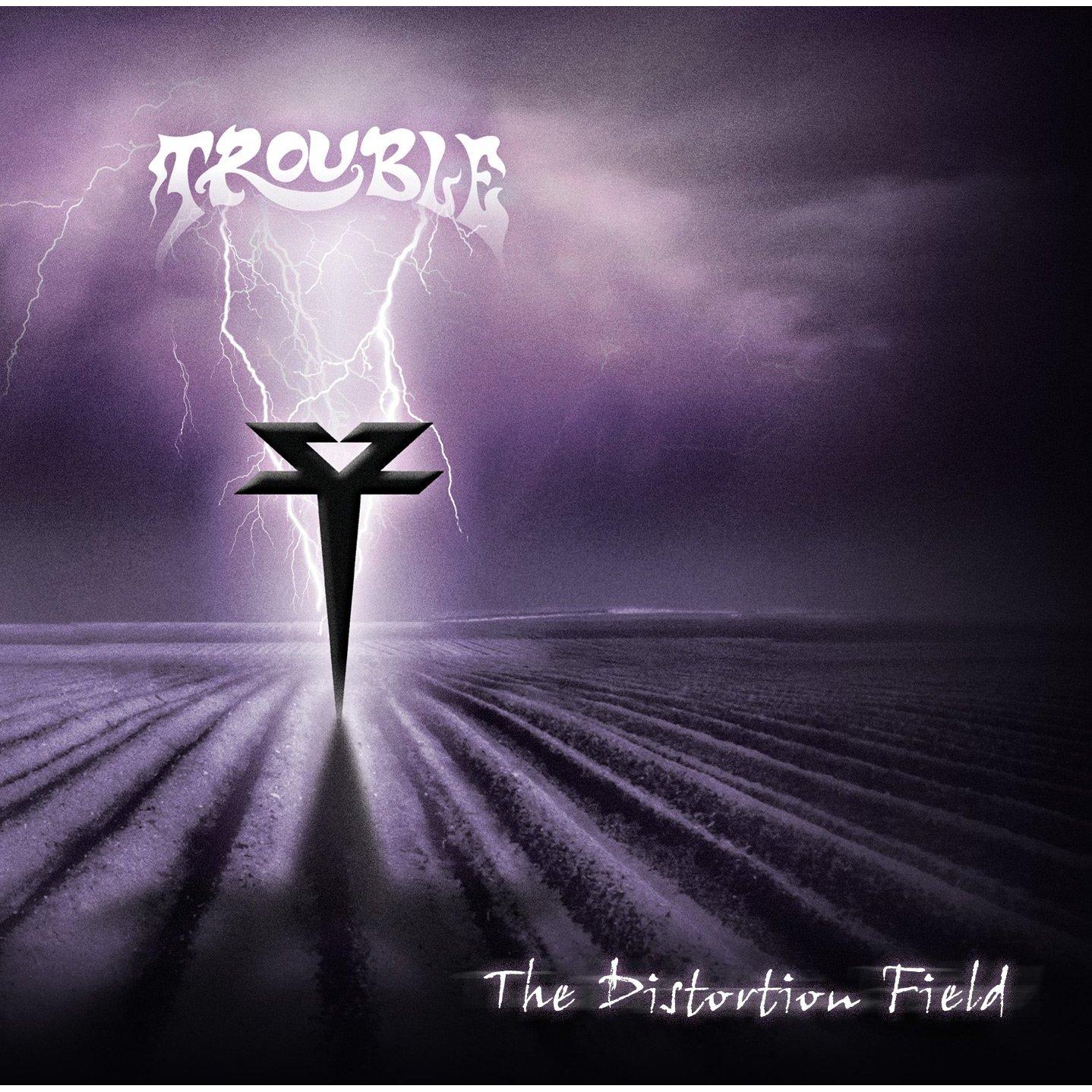 Troubleの新譜The Distortion Field_c0206645_23222265.jpg