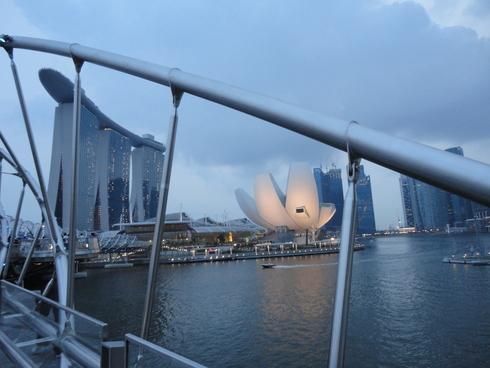 大好き♪シンガポール旅行 その11 マリーナベイサンズ&TWG_f0054260_16415274.jpg