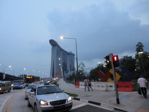 大好き♪シンガポール旅行 その11 マリーナベイサンズ&TWG_f0054260_16434612.jpg