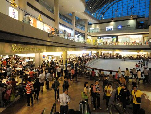 大好き♪シンガポール旅行 その11 マリーナベイサンズ&TWG_f0054260_16444862.jpg