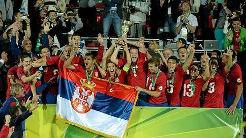 サッカーセルビア代表 - Serbia national football team