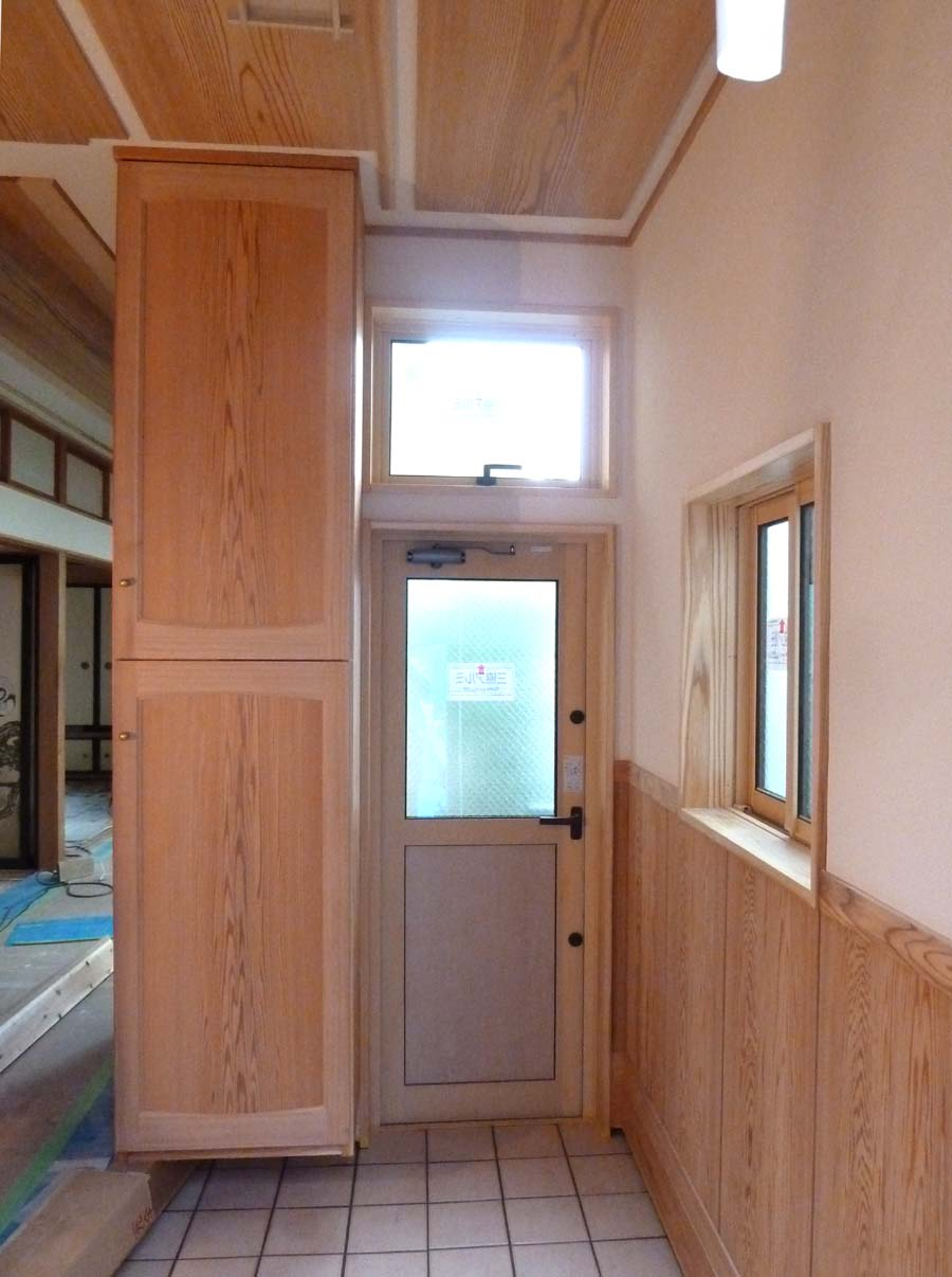 S様邸「耐震&断熱改修工事」元町の家_f0150893_1883430.jpg