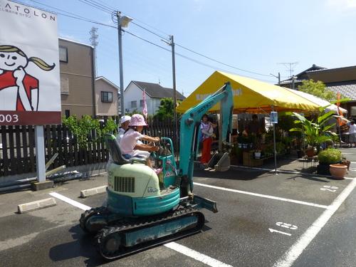 """カメヤOB様感謝祭 """"夏祭り"""" 初日_a0242500_1720799.jpg"""