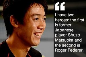 日本人テニスプレーヤーの錦織圭さん、CNNのHuman to Heroにご出演(動画付)_b0007805_232160.jpg
