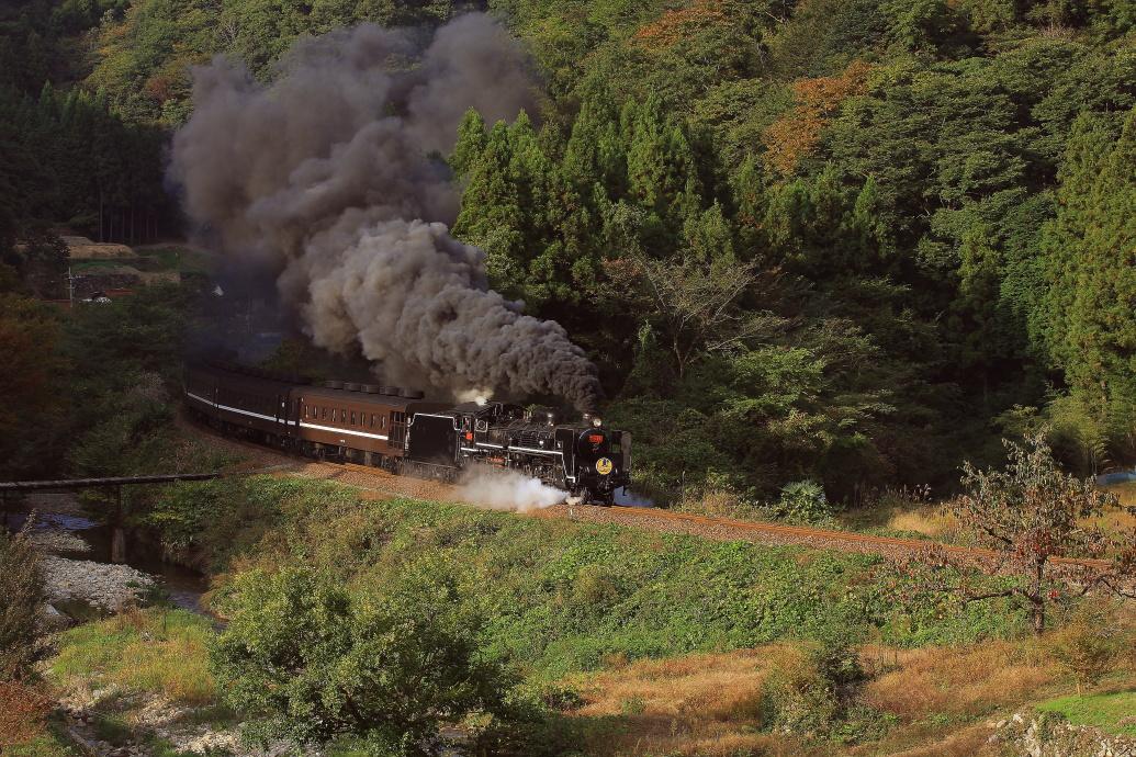 山深い里の煙 - 2009年・やまぐち - _b0190710_2310339.jpg