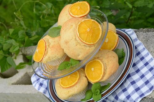 オレンジマフィン~夏!_b0207642_13382462.jpg