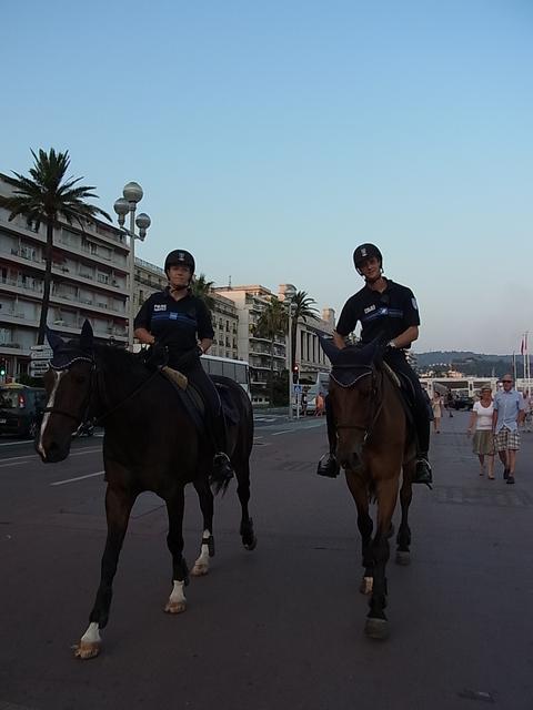 Promenade des Anglais (英国人の散歩道)、午後8時過ぎ……。_b0287748_0253475.jpg