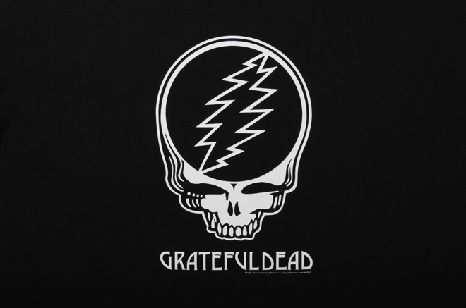 【HIDEANDSEEK × The Grateful Dead】 新作入荷!!!_f0228575_1414728.jpg