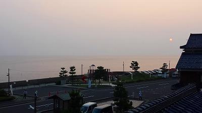 癒しの、マフィンと夕日。_e0168583_1816496.jpg