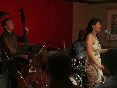 TaekoさんLive Jazz @ Kitano_b0209691_5104729.jpg