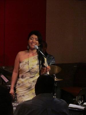 TaekoさんLive Jazz @ Kitano_b0209691_585210.jpg