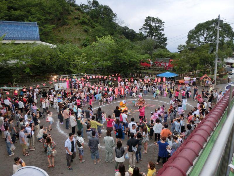 寿光幼稚園・楽生保育園、納涼祭開催!_b0188106_2291417.jpg