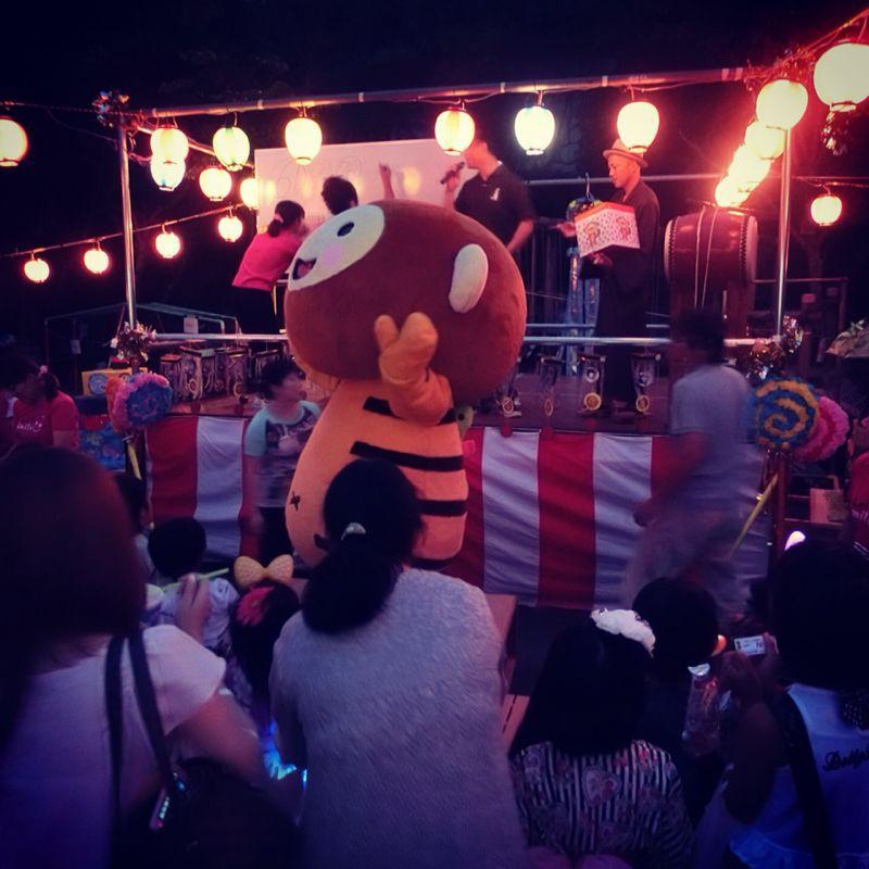 寿光幼稚園・楽生保育園、納涼祭開催!_b0188106_2292327.jpg