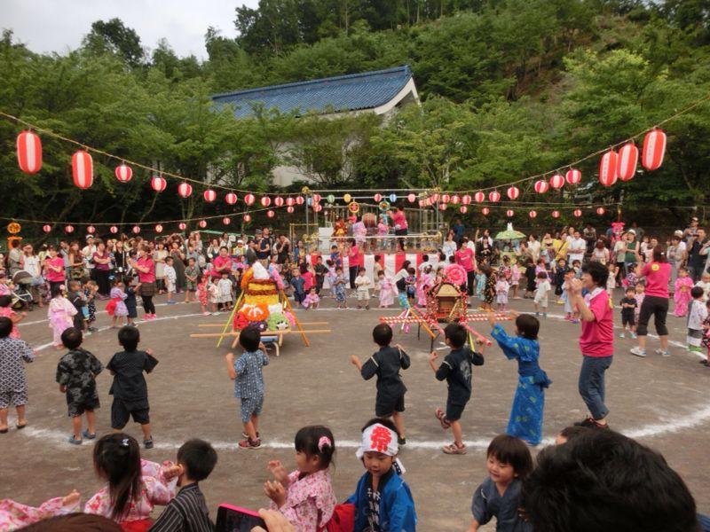 寿光幼稚園・楽生保育園、納涼祭開催!_b0188106_229785.jpg