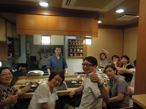 銀座 鮨「くろ川」_e0116211_1661517.jpg