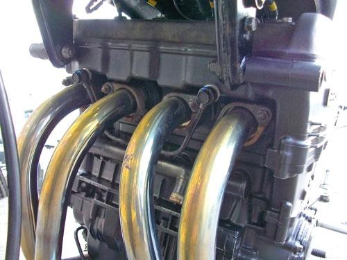 N尾っち号 GPZ900Rニンジャのエンジン載せ換えっちょ♪(Part2)_f0174721_11452084.jpg