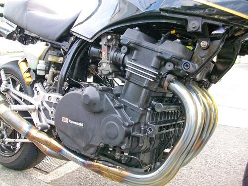 N尾っち号 GPZ900Rニンジャのエンジン載せ換えっちょ♪(Part2)_f0174721_11455737.jpg