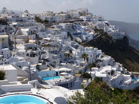 ギリシャ サントリーニ島3日目-2_e0237625_22255976.jpg