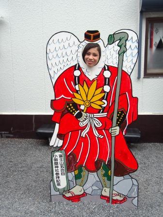 日本滞在記(3)はとバスで富士山五合目と桃狩り☆_d0104926_081265.jpg