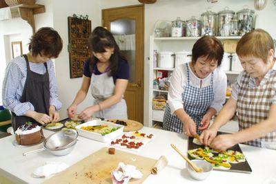 8月のパン教室 夏メニューです!_f0225639_19255781.jpg