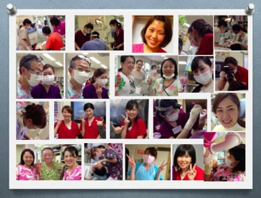 7月31日 笑顔のワークをしました!_e0336176_2120389.jpg