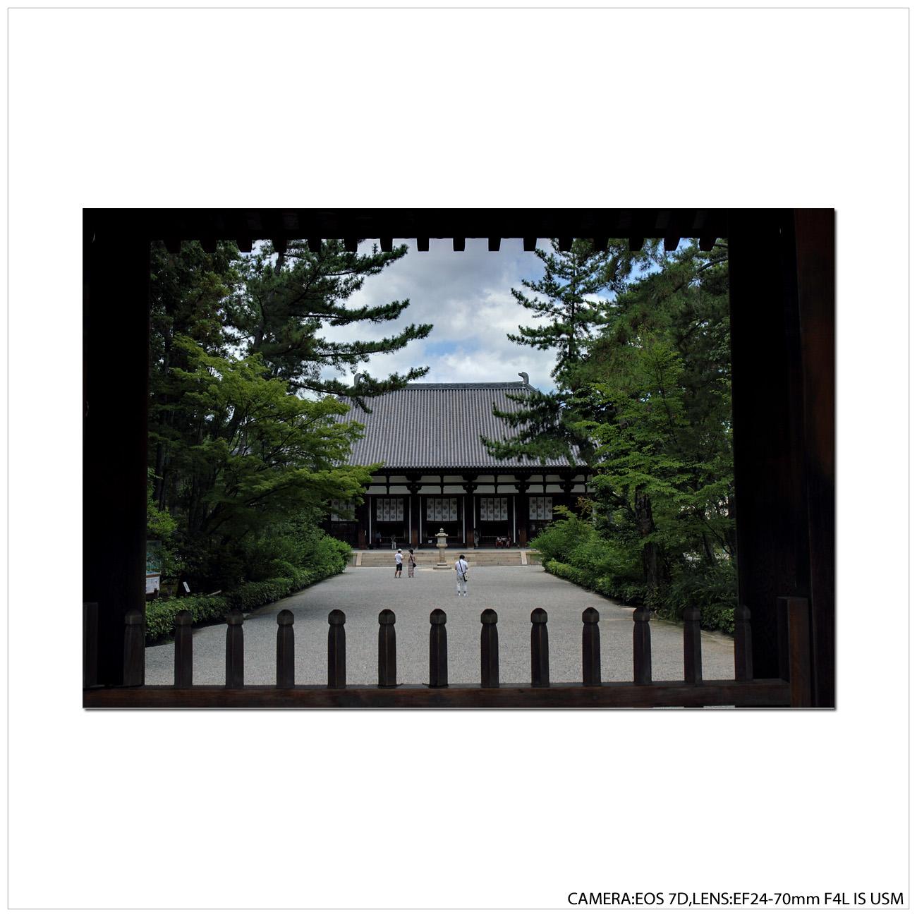 唐招提寺~Color_e0214724_1811376.jpg