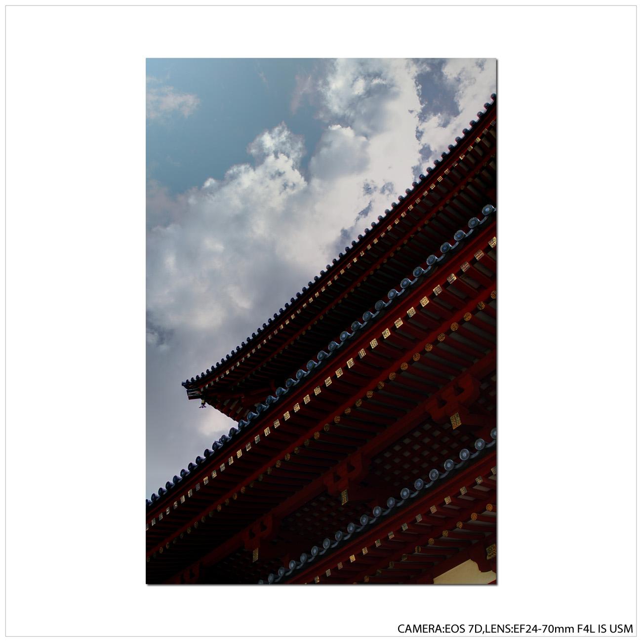 薬師寺にて_e0214724_18395456.jpg