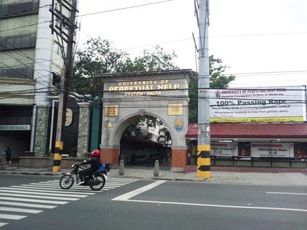 フィリピンのパーペチュアル大学(1)_f0138645_2114888.jpg