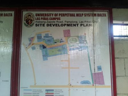 フィリピンのパーペチュアル大学(1)_f0138645_214026.jpg