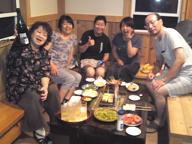 2013年夏 那須モデルハウスにて_d0059949_1731379.jpg