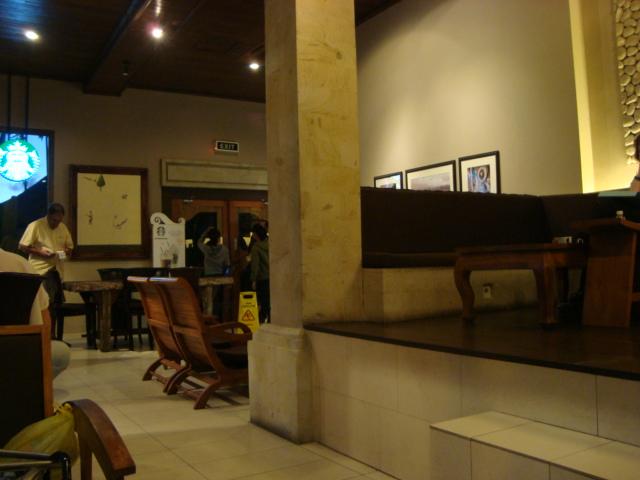 バリ島へ行く。⑦ ~ウブドのおしゃれカフェ~_f0232060_2117933.jpg