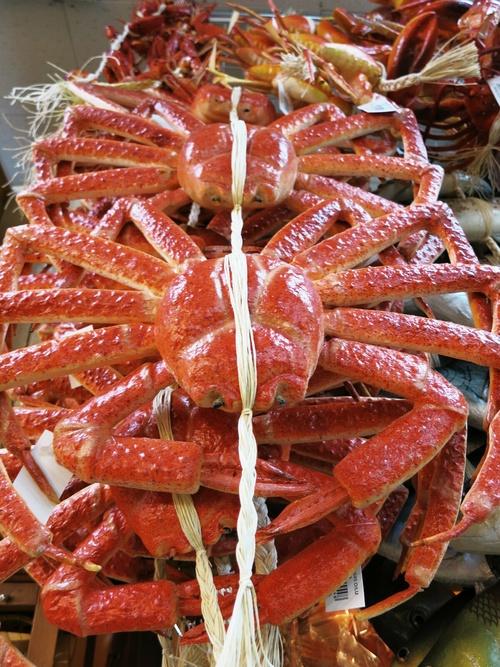 7月ソウル旅 ⑬高速バスターミナル・花市場❤生鮮食品(?)編_f0236260_16363991.jpg