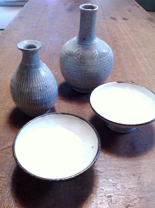 韓国 金海窯 新入荷しました。_b0153663_15394757.jpg