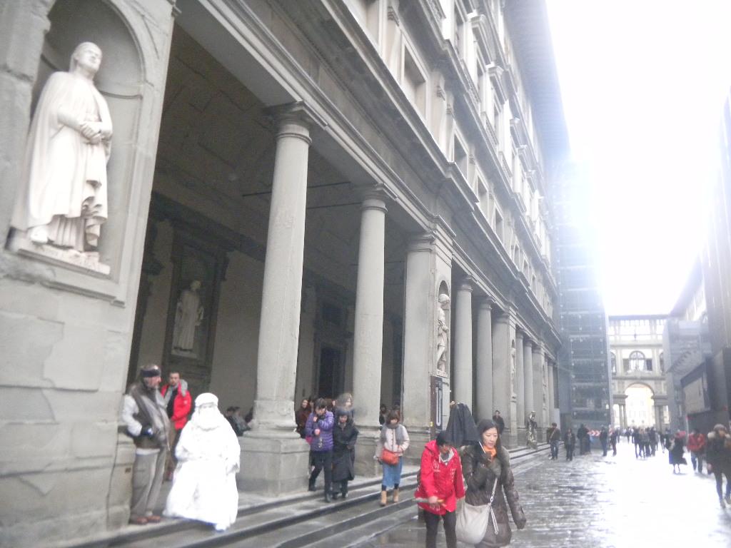 イタリア紀行  その3   フィレンツエ から サン・ ジミニャーノ_c0195496_17375224.jpg