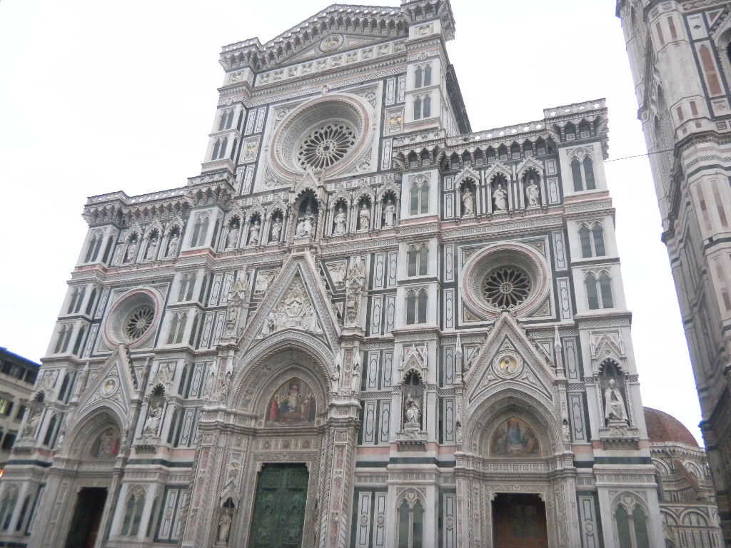 イタリア紀行  その3   フィレンツエ から サン・ ジミニャーノ_c0195496_17581746.jpg