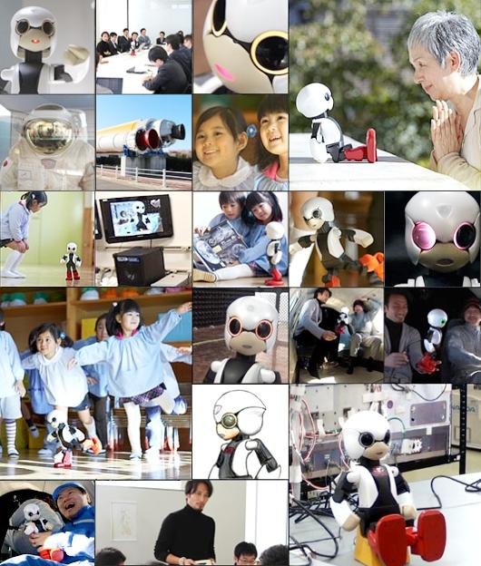 日本生まれの人類初のロボット宇宙飛行士KIROBO(キロボ)くん、宇宙へ出発_b0007805_0212729.jpg
