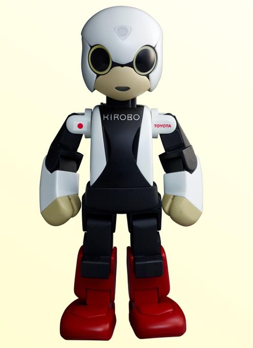 日本生まれの人類初のロボット宇宙飛行士KIROBO(キロボ)くん、宇宙へ出発_b0007805_0213798.jpg