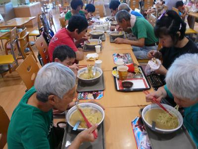 8/3大淀の花火と夕食!_a0154110_1501861.jpg