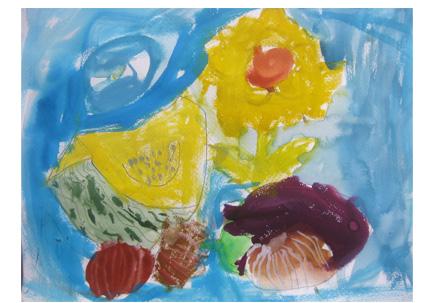 夏の野菜まつり・小学生クラス_f0211514_1733325.jpg