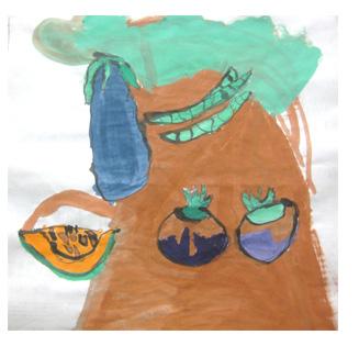 夏の野菜まつり・小学生クラス_f0211514_17341240.jpg