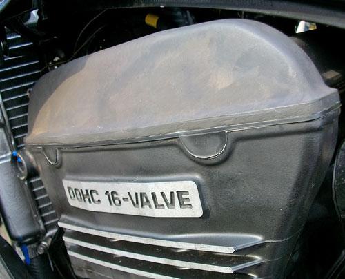N尾っち号 GPZ900Rニンジャのエンジン載せ換えっちょが完成ーーー♪(Part3)_f0174721_084515.jpg