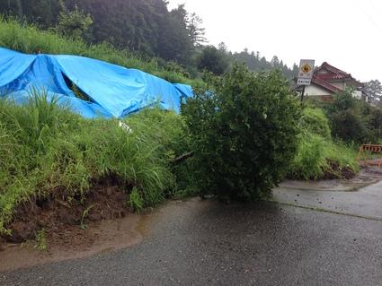 ゲリラ豪雨による水害復旧工事_f0259324_17393213.jpg