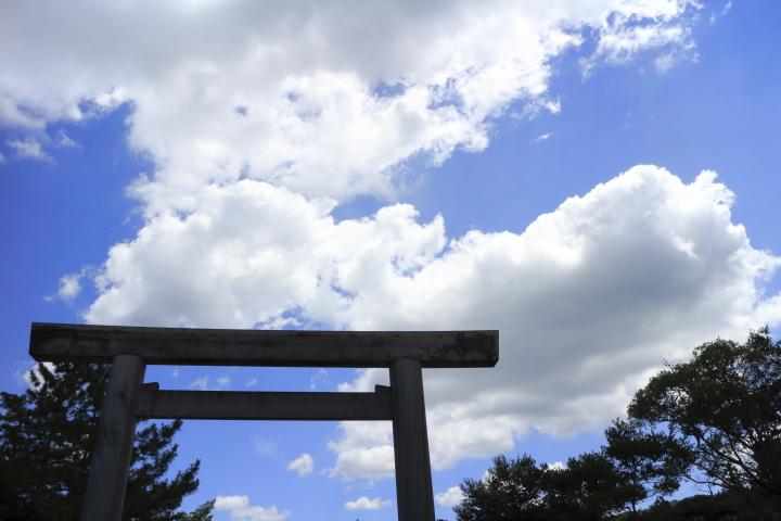 遷宮の夏、日本の夏_f0253927_22115351.jpg