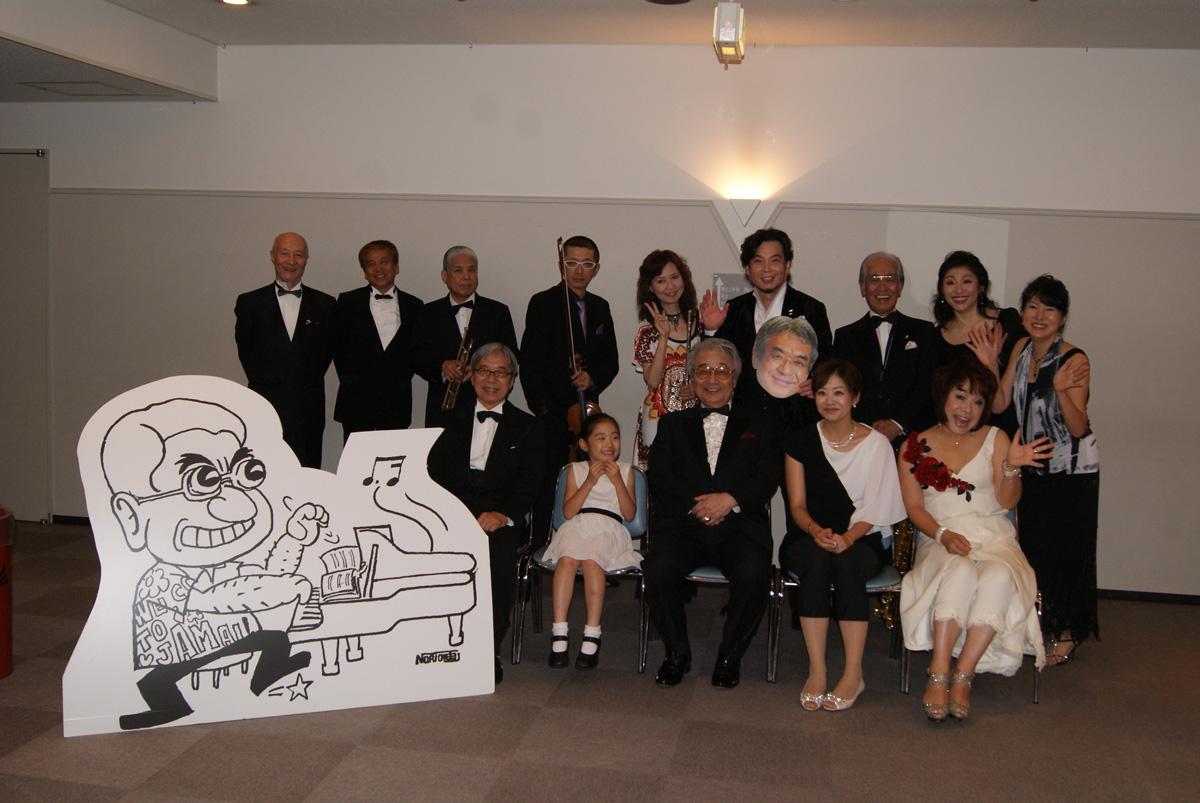 羽田健太郎と仲間たち_e0048332_2316302.jpg