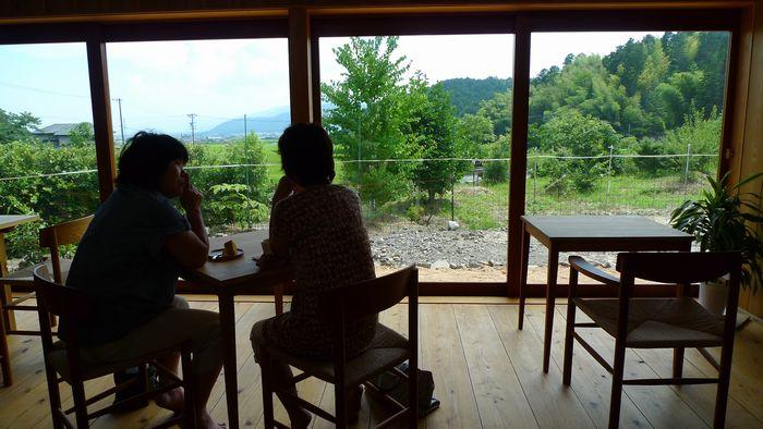 「和みカフェ うららか」さん 「cafe  結」さん (岐阜県不破郡垂井町)_d0108737_15103564.jpg