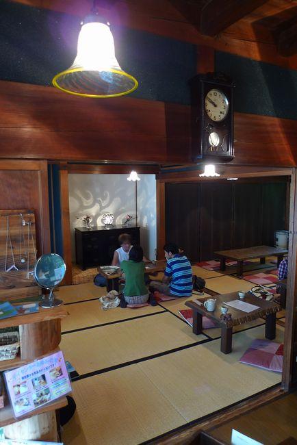 「和みカフェ うららか」さん 「cafe  結」さん (岐阜県不破郡垂井町)_d0108737_1573579.jpg