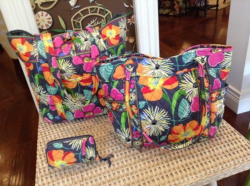 ハワイ☆2013~Vera Bradleyでお買いもの_f0207146_1674570.jpg